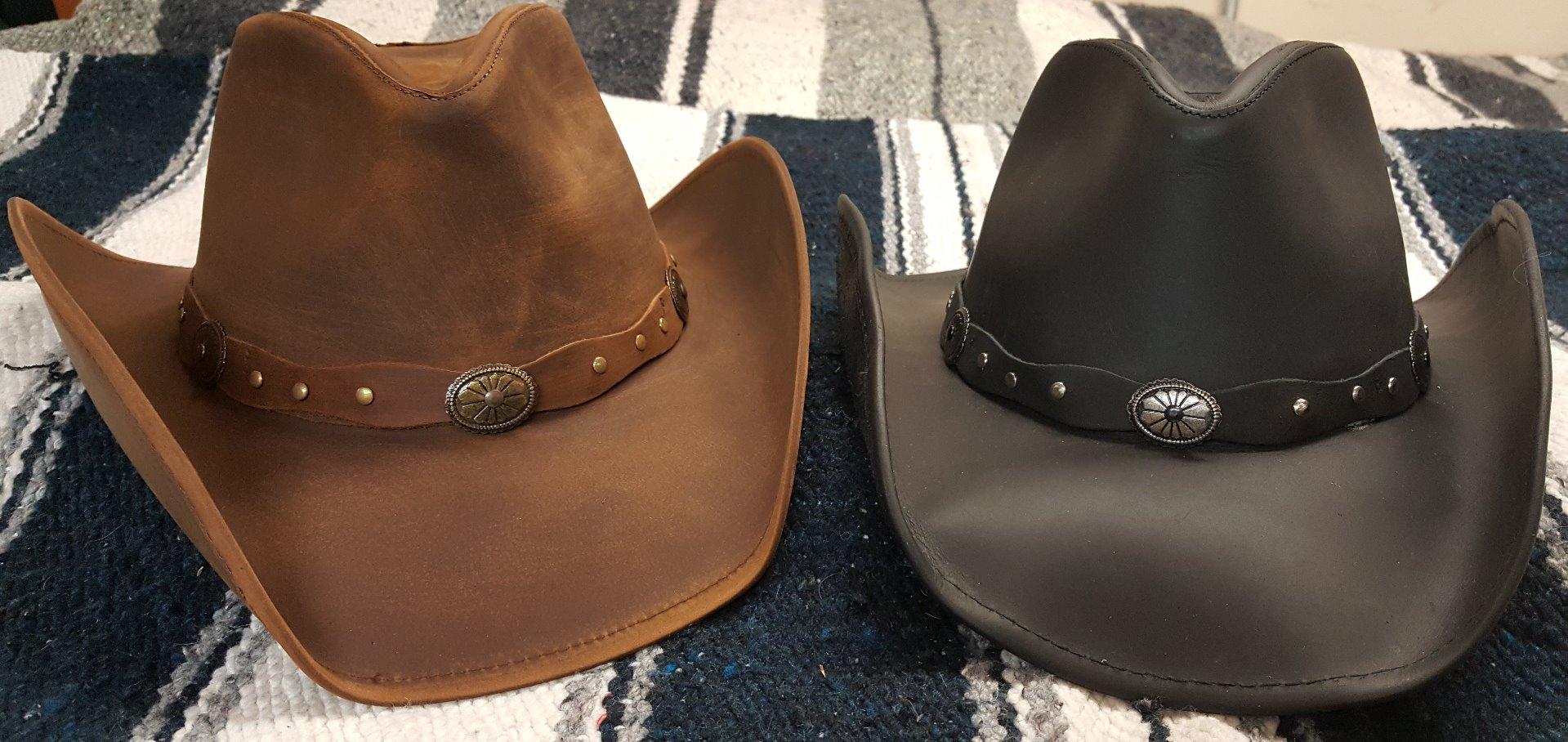 TRROXB Roxby Leather Hat-0