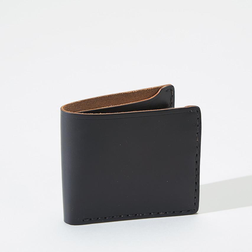 CX44 Card/Coin Horsehide Wallet-5053