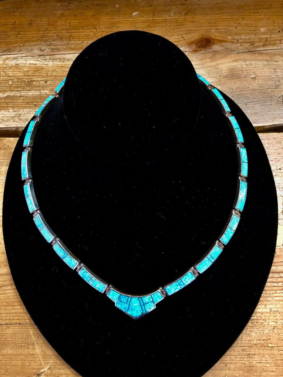 Arizona Bluewater Full Link Necklace N105-0