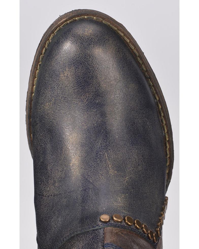 Q5025 Blue Star Boots-6086