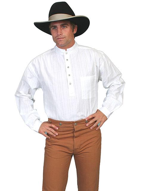 RW015 White Range Shirt-0