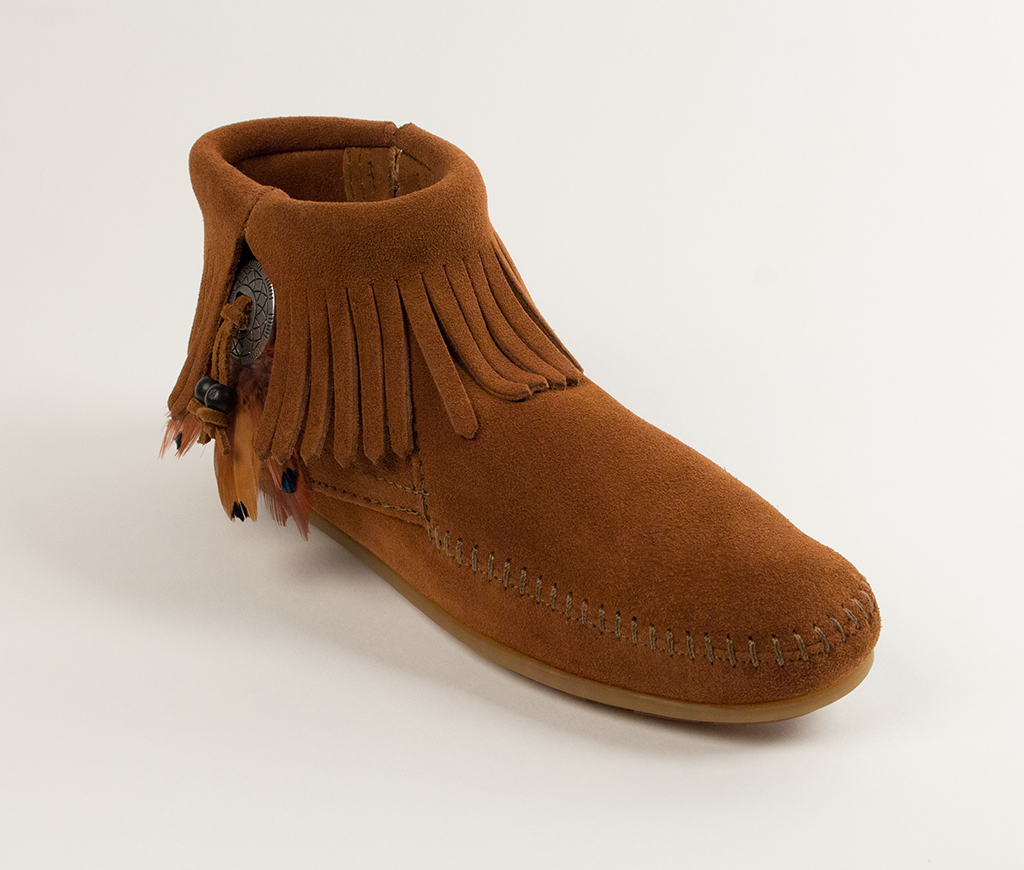 522 Concho Feather Boot-0