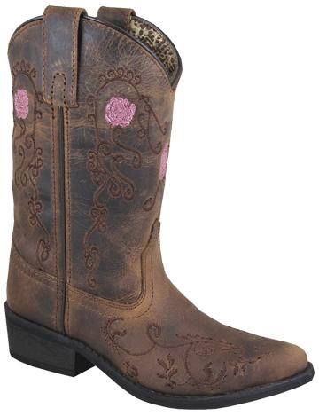 3771C/Y Rosette Boots-0