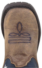 3800T Toddler Flag Boot-7884
