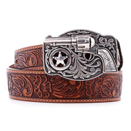 C30124 Lil Trigger Child's Belt-0