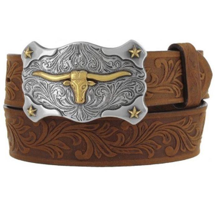 C60119 Lil Texas Child's Belt-0