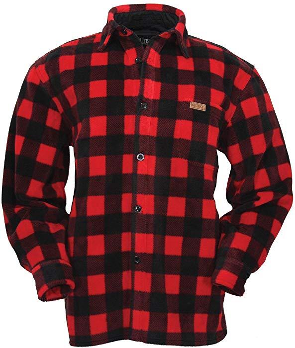 4268 Men's Big Shirt-0