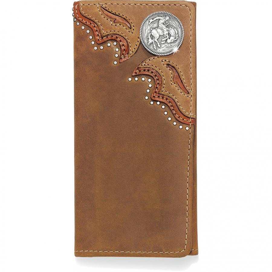 E80269 Tearin' Loose Checkbook Wallet-0