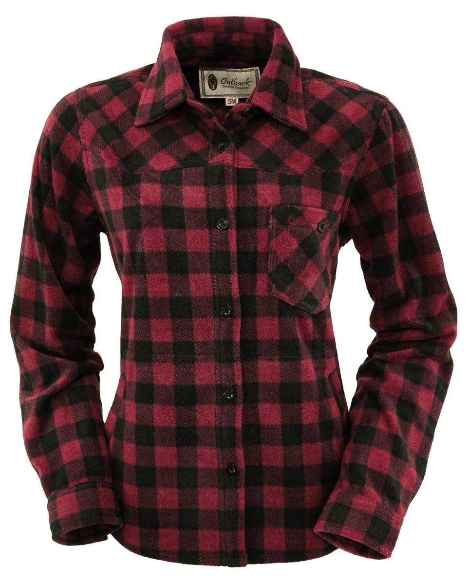 4267 Outback Ladies Big Shirt-0