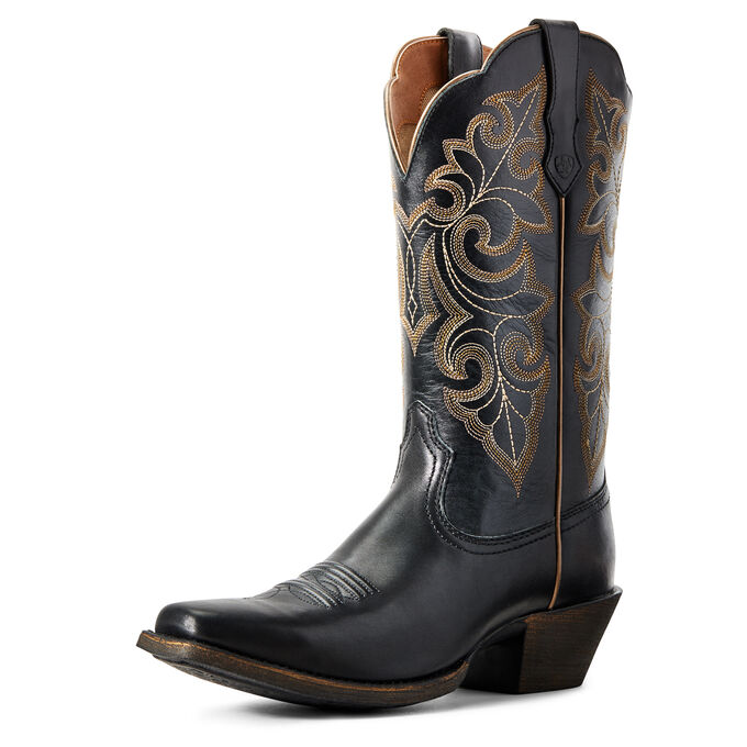 Round Up Square Toe Western Boot 10029756-0