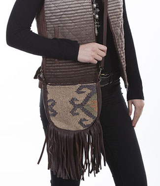 B172 Scully Crossbody Fringe Handbag-0