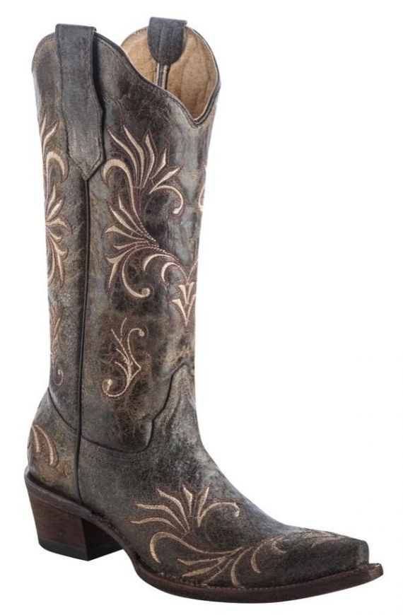 Corral Filigree Boots L5133-0