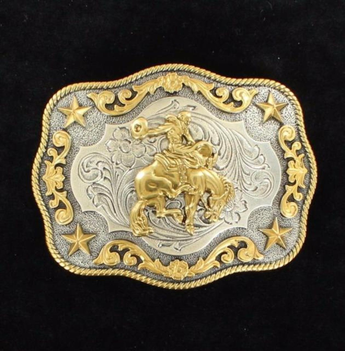 Saddle Bronc Belt Buckle 3798708-0