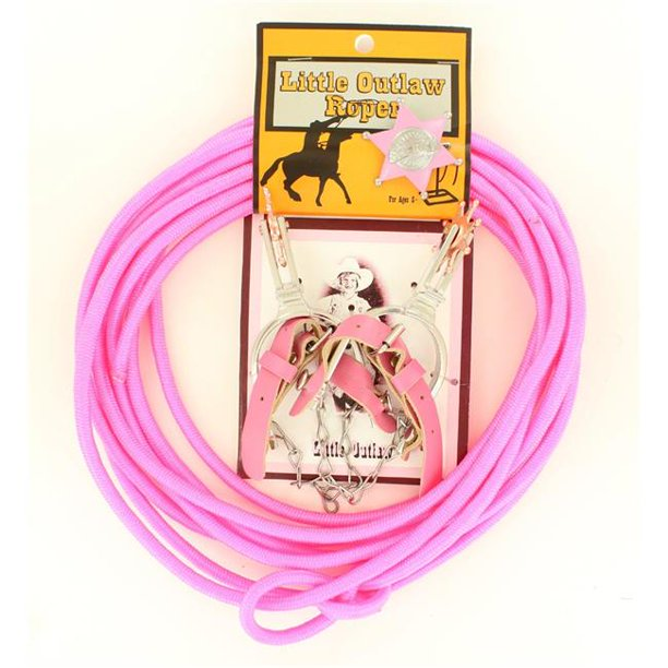 50106 Kids' Rope/Spur/Badge Set-0